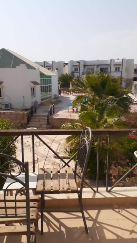two bedroom Apt in Logaina Sharm Resort-Sharks Bay