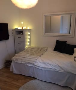 Fantastisk tvårumslägenhet mitt i Örebro