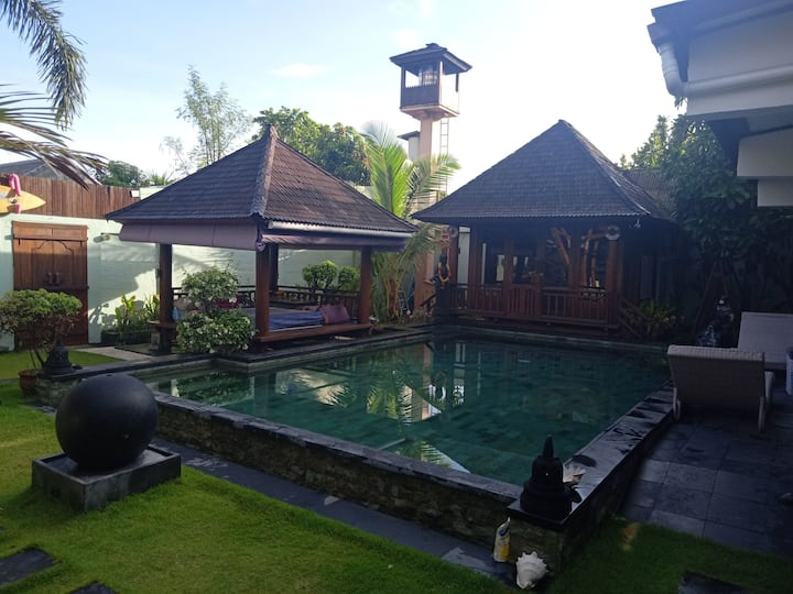 Villa aylena,5 minute to Sanur beach with scooter