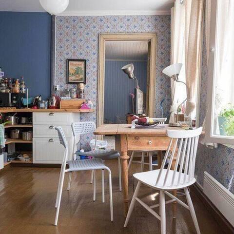 Room in Bakklandet (2nd floor)