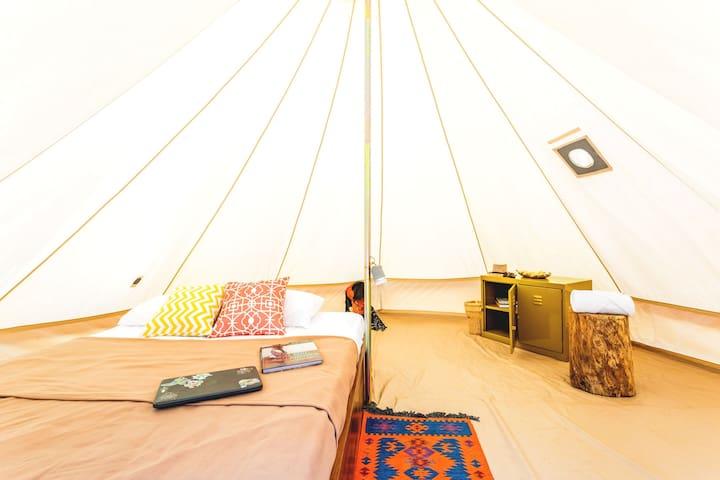 Selina Maderas - Glamping Tent