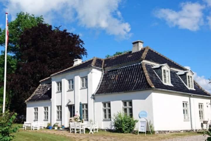Generalindehuset Valdemars Slot - Havværelset