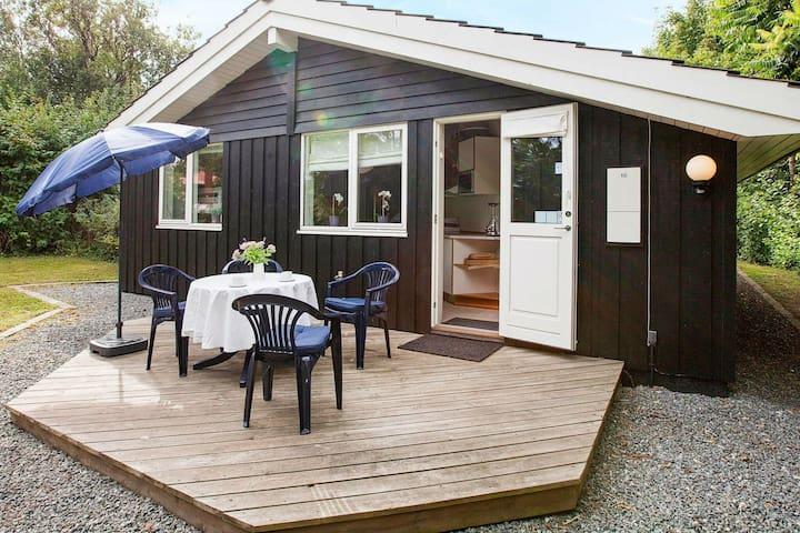 Prachtig vakantiehuis in Slagelse met sauna