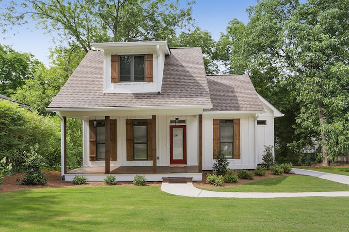 Private Getaway Minutes From Marietta Square