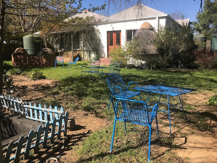 Memel, South Africa:Healthy Country Living