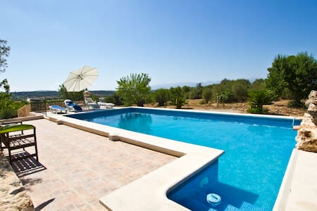 Roigbert- Cottage with pool and beautiful views - Ruberts