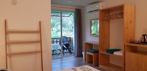 Tropical Balcony Room on the Island of Dhiffushi