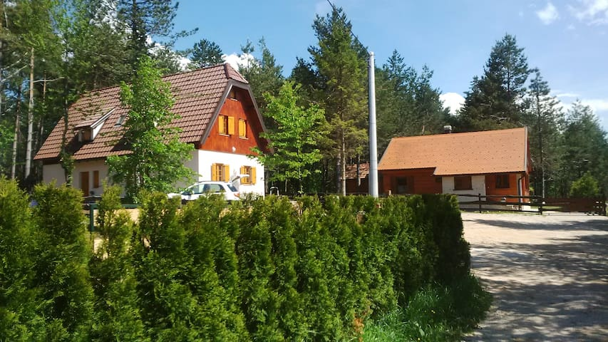 Croatia Plitvice Lakes - Spacious Apartment 1 - Rudanovac - Pis