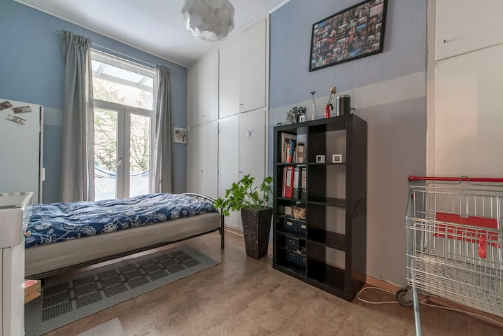 Single room in wonderland wifi - Hannover - Квартира