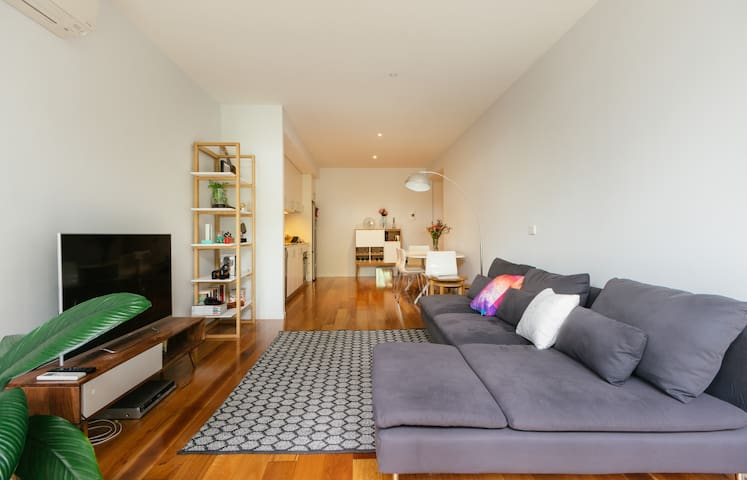 1 b/r apartment-walk to Monash Uni - Notting Hill - Daire