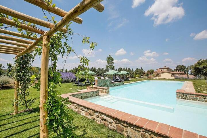 4 star holiday home in Trequanda