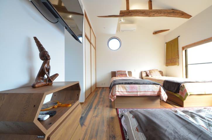 Beautifully Renovated, Photogenic Japanese Home!