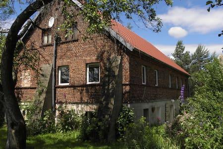 Village homestay with Polish family - family room