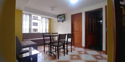 Qosqo Kusi Wasi (Apartamento)