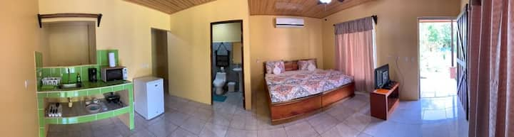Rusticas Dani y Fam King Bed
