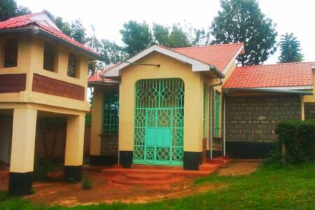 Nyamira  House