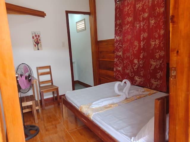 Native Room w/ private bathroom@ D' Angels Inn