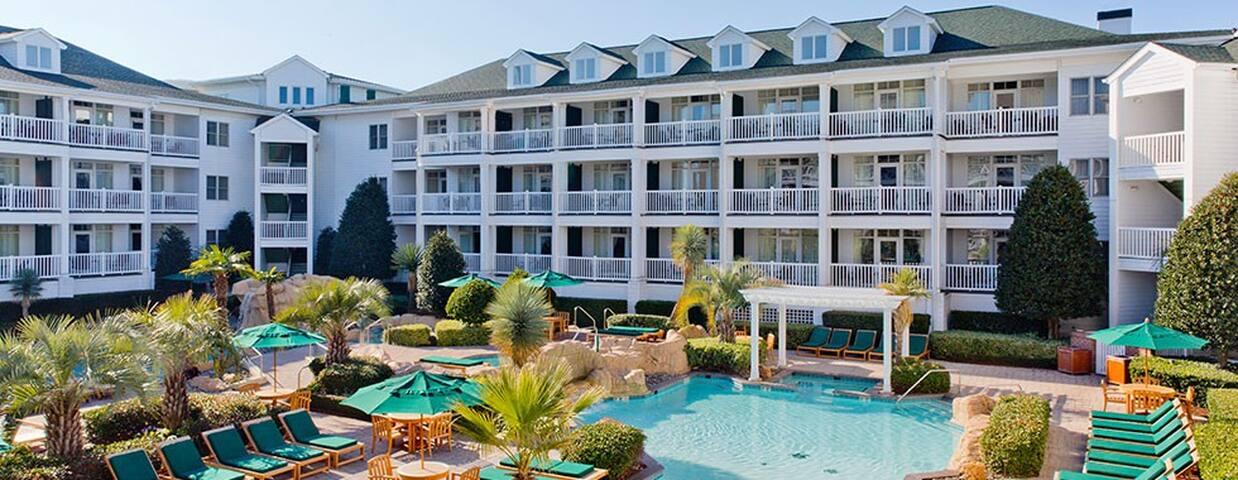 Turtle Cay Resort- Studio