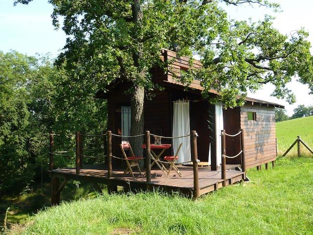Cabane de Verdure