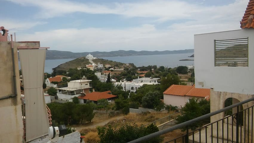 Seaside home in Lavrio