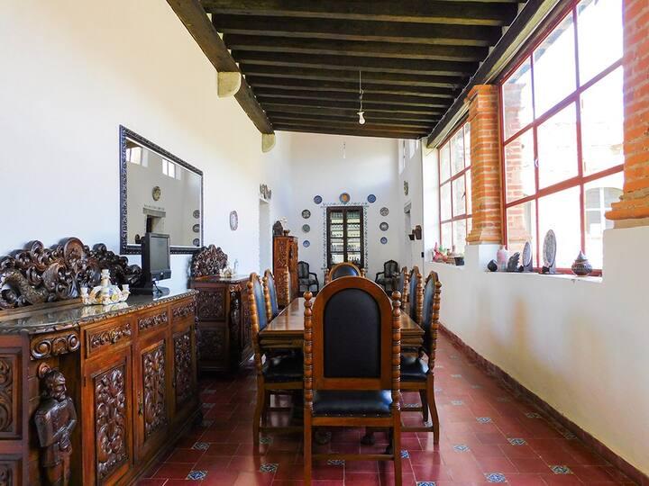 Hacienda La Noria CultureBoutiqueByRotamundos Fam