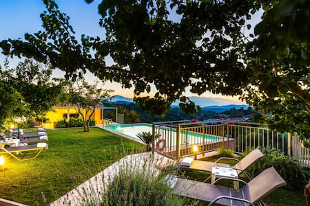 "Villa Kleanthi, ""Away From It all""! - Rethymno - Villa"