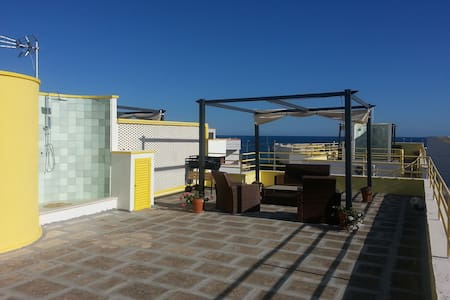 SALENTO three-room flat, 50 mt sea - Torre San Giovanni