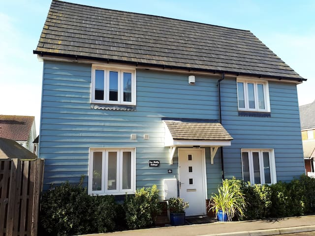 Sea Holly Cottage - Camber