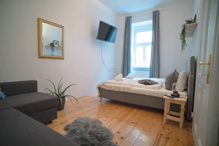 Cosy and Spacious flat in the heart of Innsbruck