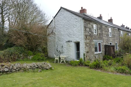 Tin Miner's Cottage, Wheal Kitty - Lelant Downs