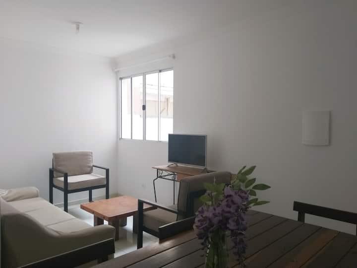 Apartamento 02 Privado no Centro de Lorena