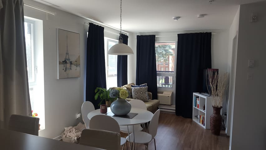 Cute and Cozy 1BR