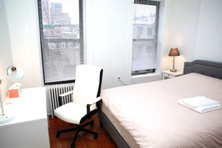 Premier B room in Downtown Manhattan, Two Bridges