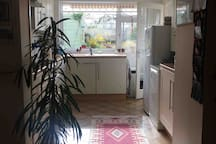 Guests are free to use kitchen facilities