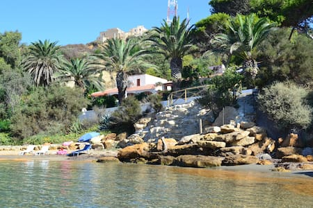 Holiday House with sea access - Sciacca - Daire