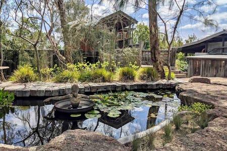 Big Hill Studio Retreats in the Yarra Valley