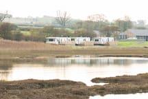 View of Estuary View Caravans