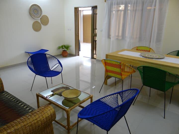 Chambre 2 - Villa Asha