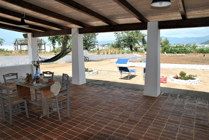 Fazenda Pablito...lake, sea and relaxation in Sperlonga