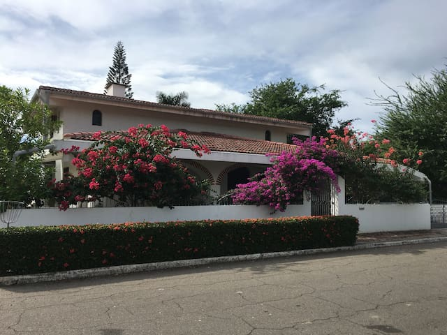 Apartment Primavera, 1,100 yd away from the beach - Nuevo Vallarta - Selveierleilighet