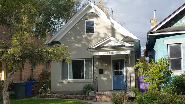 Musicbox Guesthouse: Charming 3-bedroom, 1 Bath