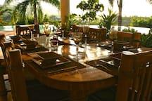 Belles chambres d'hôtes avec vue mer imprenable