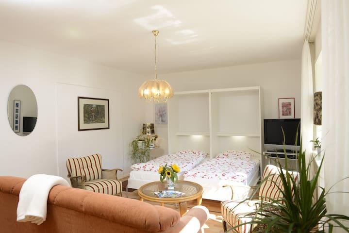 Liebevolle 3* Wohnung nahe vieler Ausflugsorte - Eschwege - Appartement