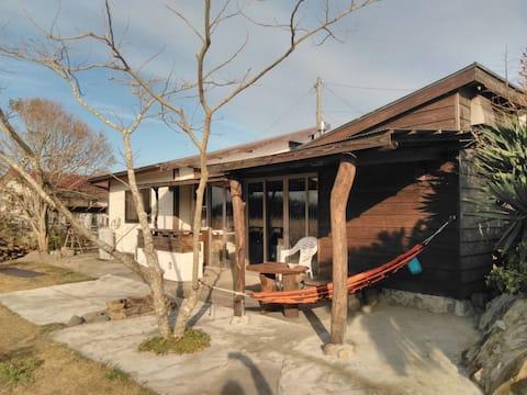 Rustic resort isum club house