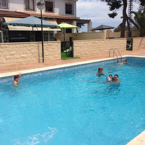 Chalet Playa San Juan - San Juan de Alicante - House