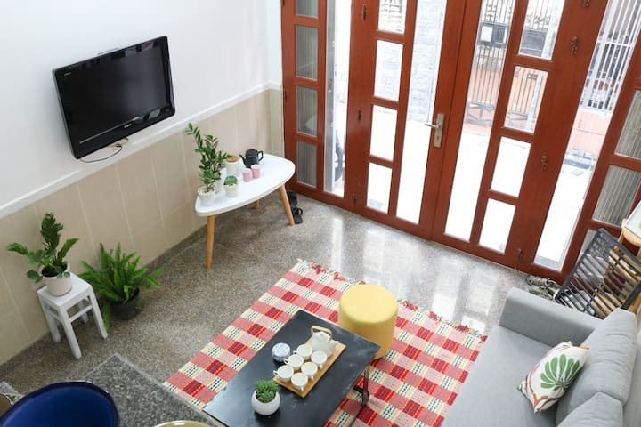 Bright and Sunny room in the Heart of City Center - Ho Chi Minh - Talo
