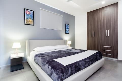 Luxury One bedroom Apartment.