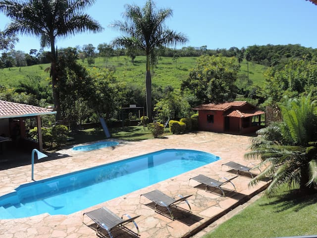 Sitio Paraiso das Palmeiras - Jaboticatubas - Jaboticatubas - Cabin