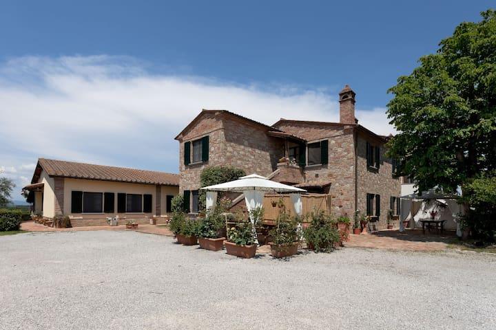 Castagno della Civetta - Valdichiana - Foiano della Chiana - Leilighet