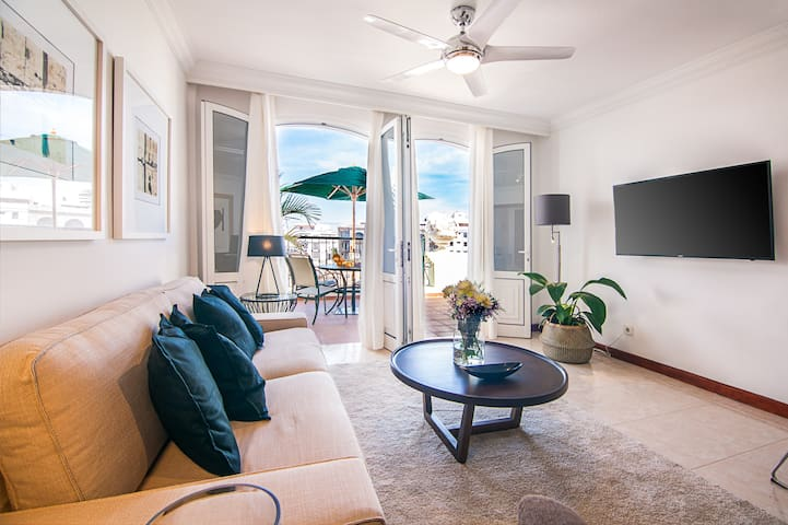 Rooms & Suites Terrace 4D en el centro de Arrecife